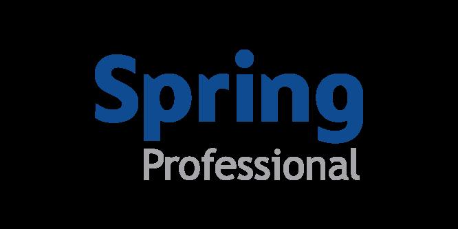 spring professional logo