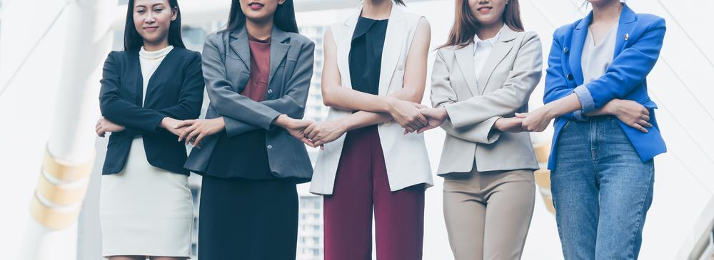 Badenoch + Clark - Vrouwen in consultancy